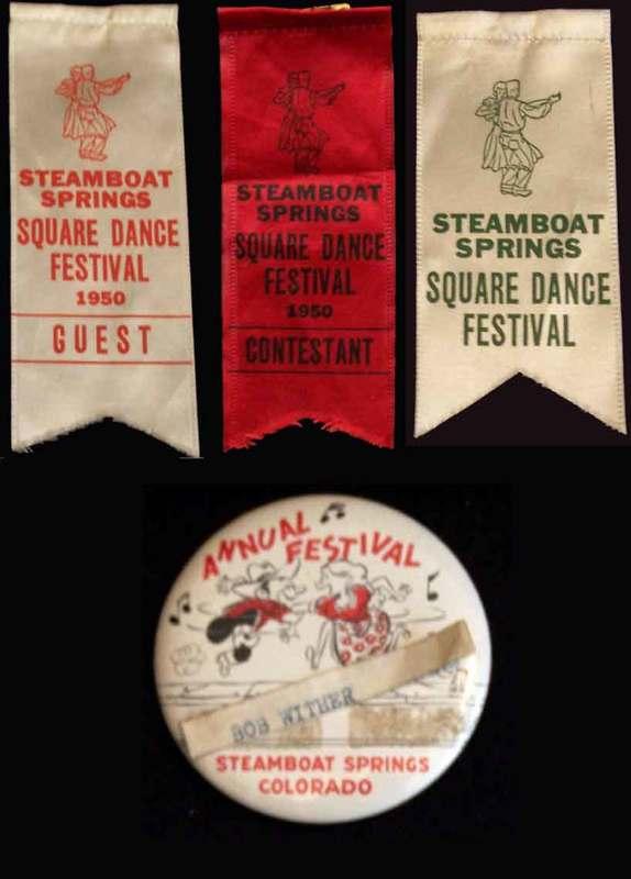Steamboat Springs - ribbons