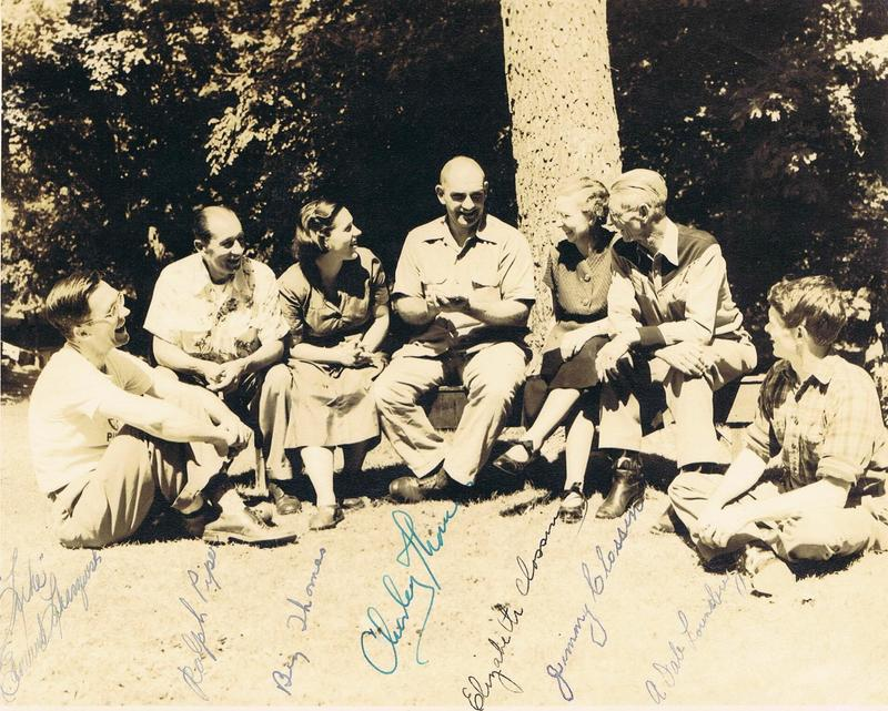 Jimmy Clossin at American Squares camp Ihduhapi 1950.jpg