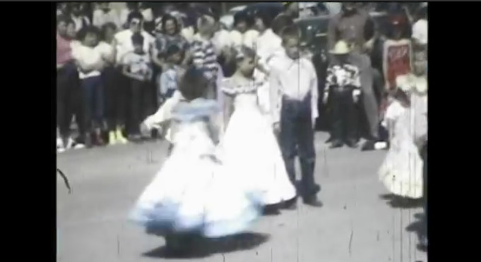 Square Dance - Steamboat Springs, 1951