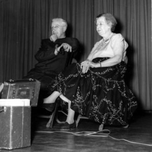 Pappy & Dorothy on stage 2:1955.jpg