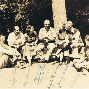 Jimmy Clossin at American Squares camp Ihduhapi 1950.jpg