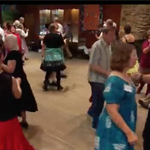 Arkansas Traveler - Bill Litchman, Traditional Western Square Dances 1 -