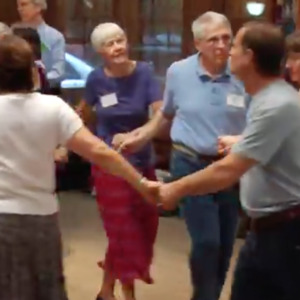 Calico Top square dance called by Larry Edelman