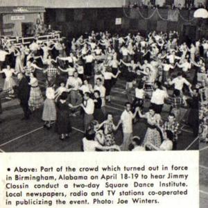 Jimmy Clossin calling 1952.jpg