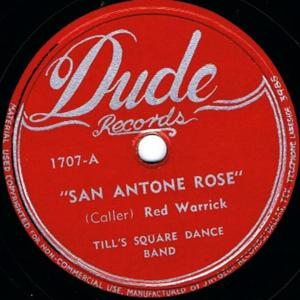 Red Warrick on Dude Records inner.jpg
