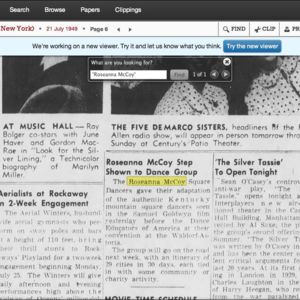 1949-0721 Brooklyn NY Daily Eagle Roseanna McCoy Square Dance.jpg