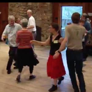Swing in the Rear - Larry Edelman - Dances of Jerry Goodwin: