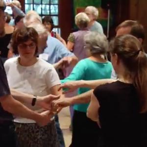 Calico Top square dance walkthrough