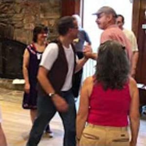 Bachelor Mill square dance