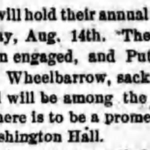 Putnam's Band - Catholic group - 2 Aug 1875.png