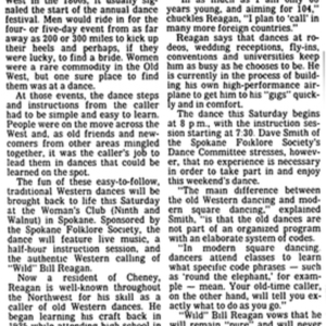 Wild Bill Reagan, Spokane Chronicle, July 24, 1987.jpg