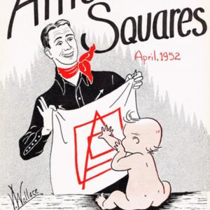 American Squares cover, 1952.jpg